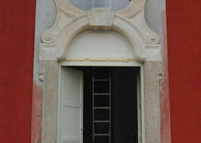 Dunaharaszti Laffert kúria homlokzati kőmunkái