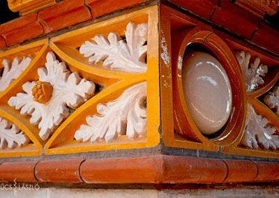 Budapest I. sz. Vásárcsarnok homlokzatrestaurálás